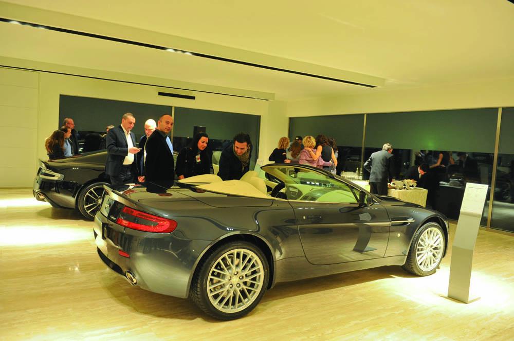 Aston Martin Firenze