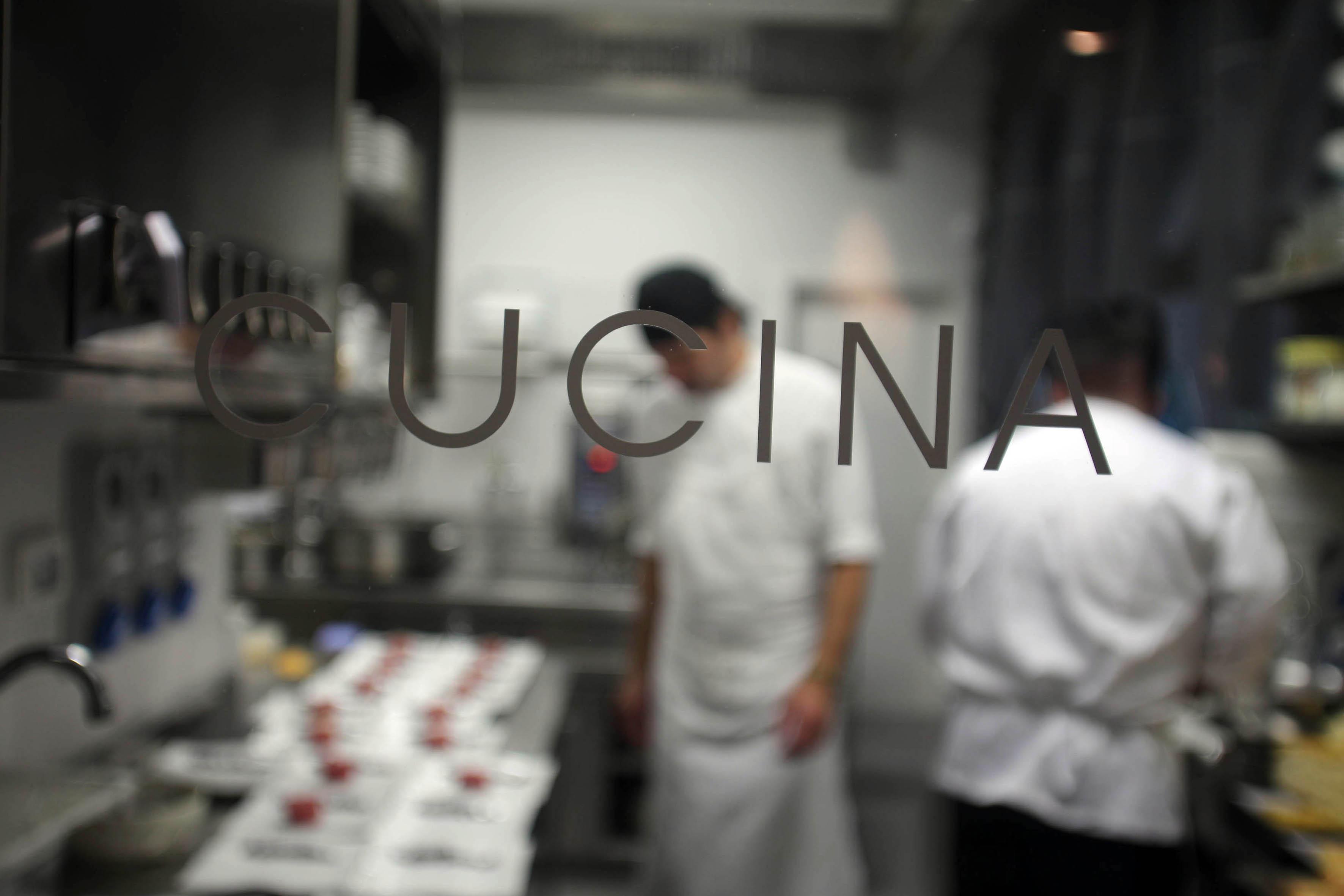 pressphoto,Firenze ristorante ora d'aria lo cheff Marco Stabile
