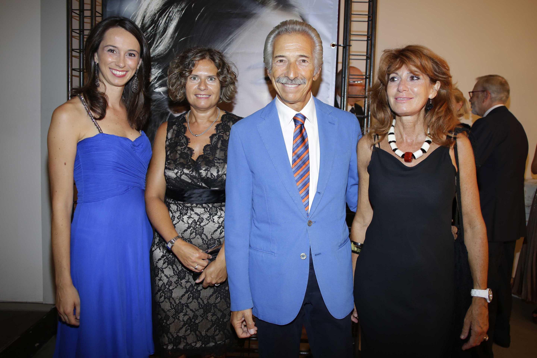 CLAUDIA MORETTI POLLEGATO,ALESSANDRO GIUSTI + MOGLIE ELISA,ANGELA LAZZAROTTO