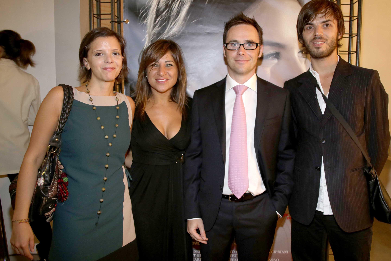 CATERINA TOSO,MAILA NUCILLI,FEDERICO SIMIONATO,THOMAS PAVAN WOOLFE