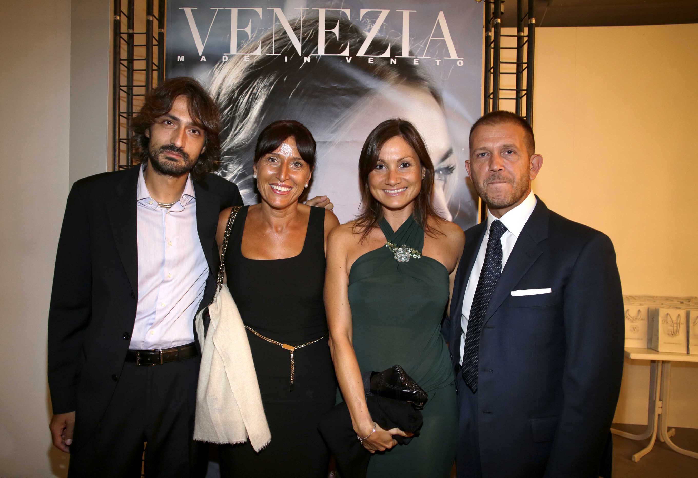ALESSIO LUCIANO,ARNITA BATTAGION,FRANCESCA PRETTO,GUIDO CHECCHI