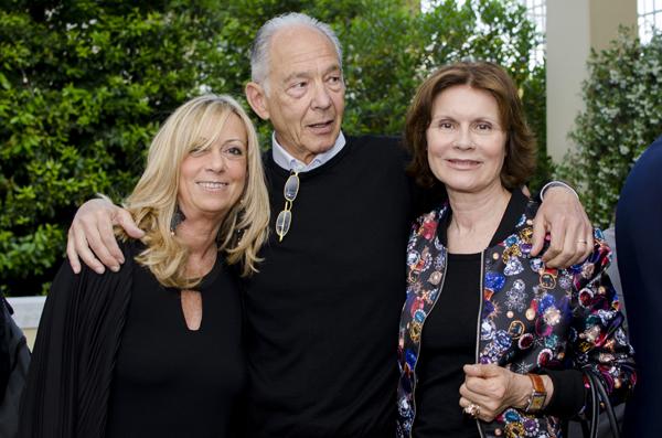 Paola Giovannetti, Luigi and Paola Taliani