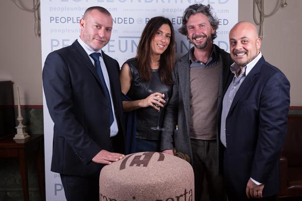 Paolo Passerini, Elena Gori, Maurizio Poggiolini, Luca Randisi
