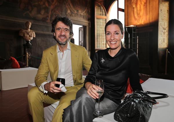 Filippo and Ioanna Mori