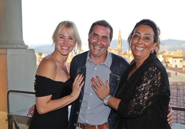 Katty Cantalamessa, Fiorella Lucci, Roberto Tarquini
