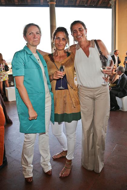 Federica Andrei, Veronica D'Entreves,  Valentina Bulgarini