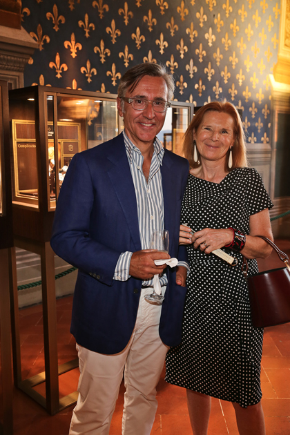 Mario and Hilary Caldi Inchingolo
