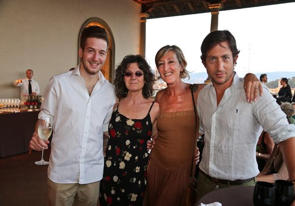 Carlo Achilli, Carolina Fine, Cristina Tozzi, Niccolò Mannari