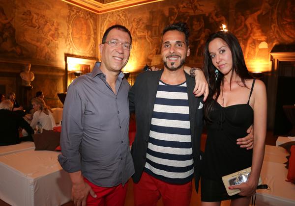 Marta Zorio, Gianluca Benelli, Valerio Verdiani