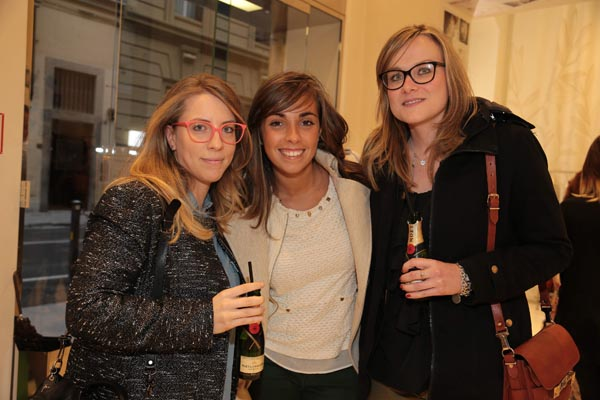 Sara Chiostri, Chiara Boscherini, Cateriina Corsini