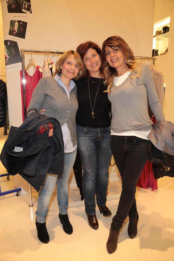 Rosi Bauso, Giovanna Sottani, Ondina Micci