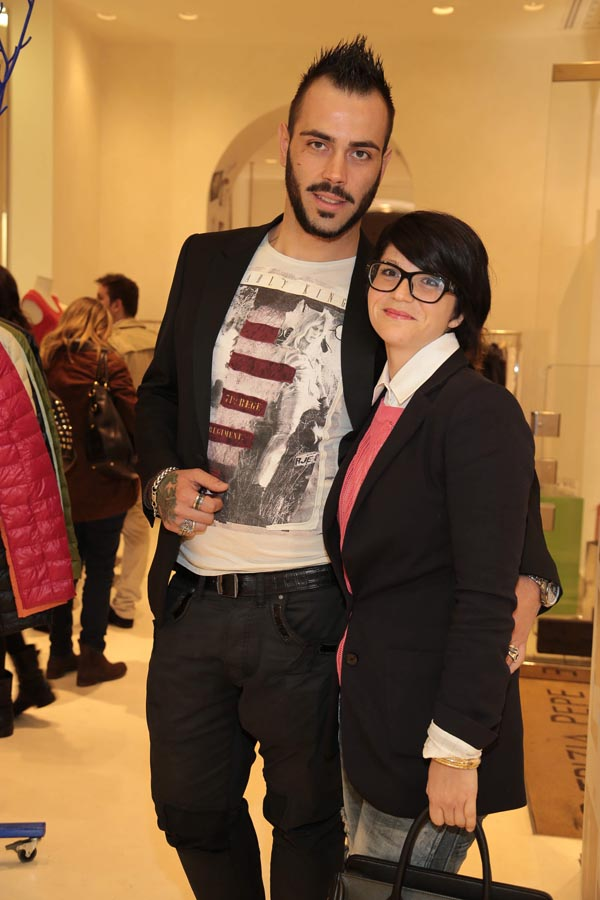 Loredana Bencini, Francesco Possemato