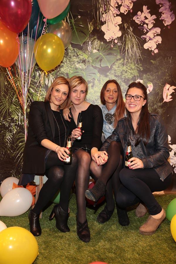 Valentina Lovino, Isabella Bessi, Ilaria Romano, Francesca Ermini