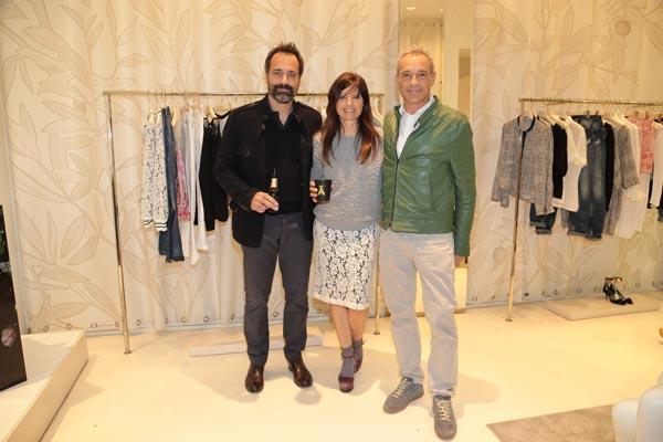 Patrizia Pepe, Stefano and Claudio Orrea