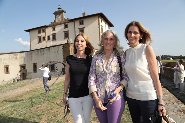 Adelina Spallanzani, Alessandra Scarpato, Francesca Bulgarini