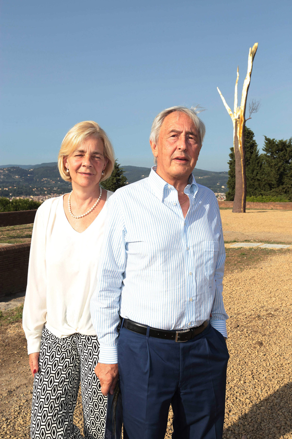 Paola Mattonai, Lorenzo Giudice
