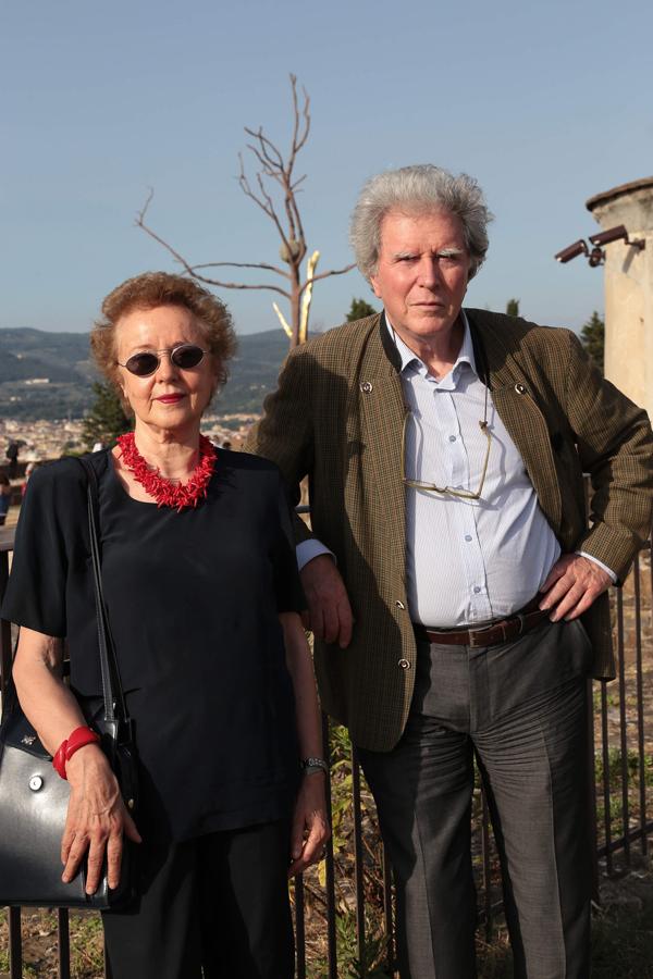 Sara e Roberto Barni