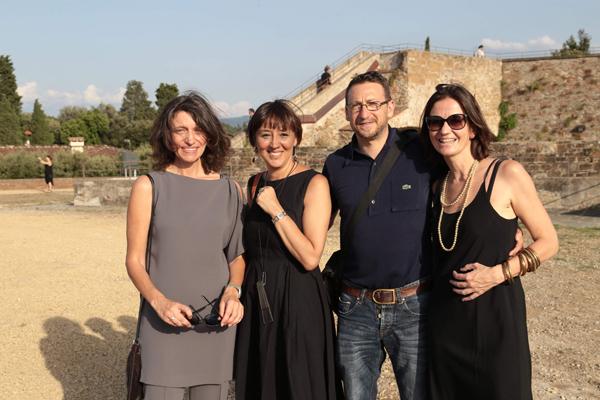 Arabella Natalini, Lea Codognato, Salvatore La Spina, Caterina Briganti
