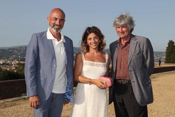 Sergio Risaliti, Monica Sarti, Giuseppe Penone