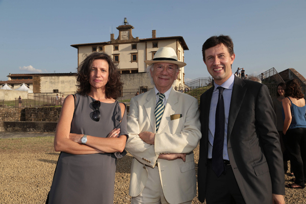 Adolfo and Arabella Natalini, Dario Nardella