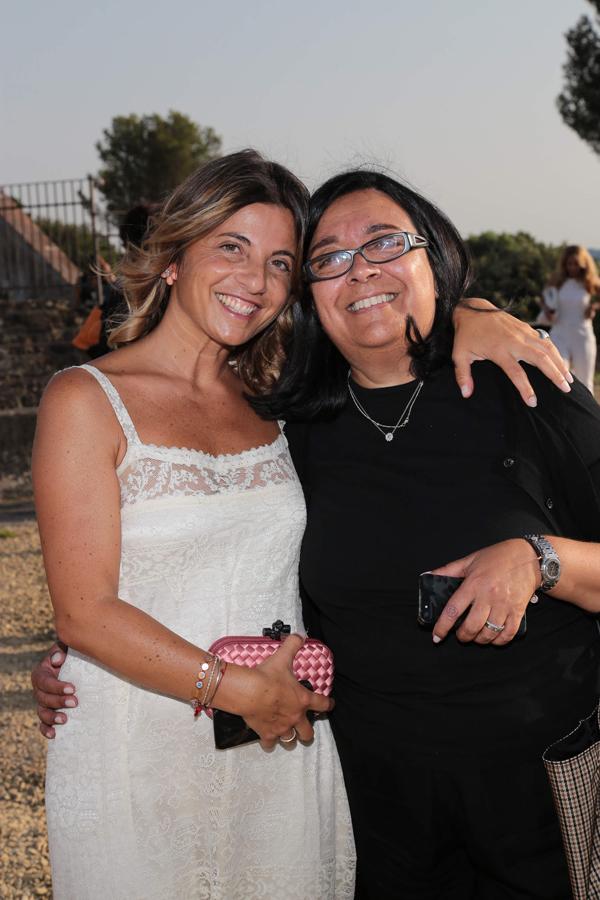 Monica Sarti, Silvye Bonas