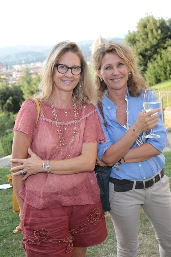Cristina Novelli, Alessandra Santoro