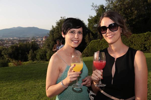 Jennifer Ercolani, Chiara Saltarelli