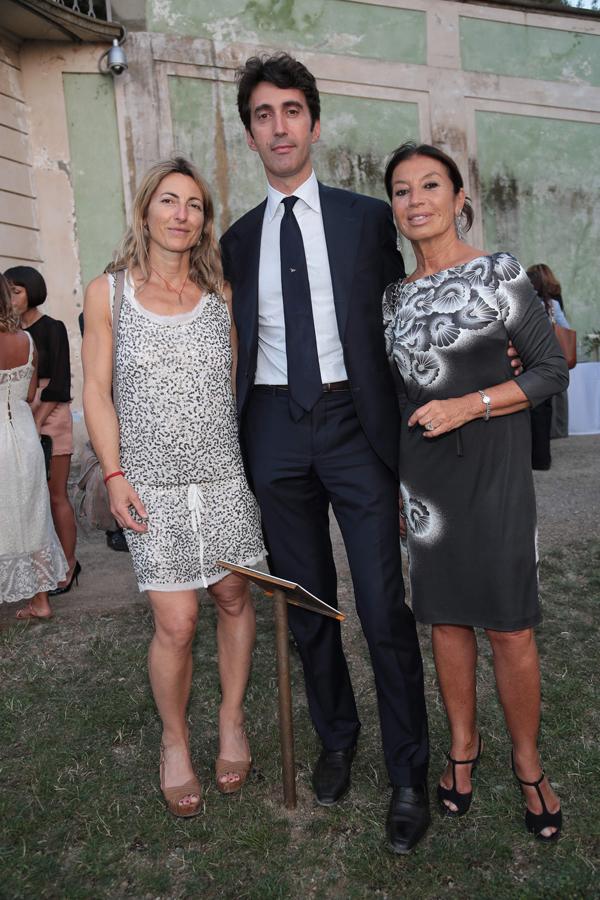 Cinzia Sarti, Stefano Recati, Gilda Valente