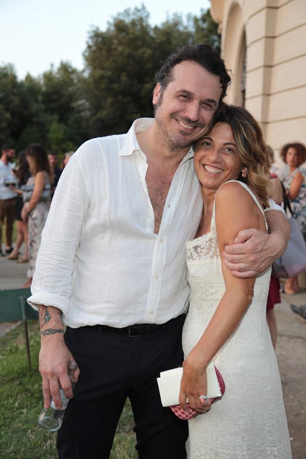 Angelo Barni, Monica Sarti
