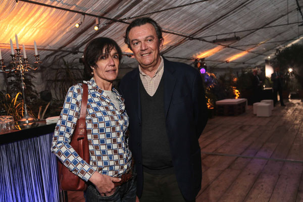 Maria Bonelli e Domenico Savini