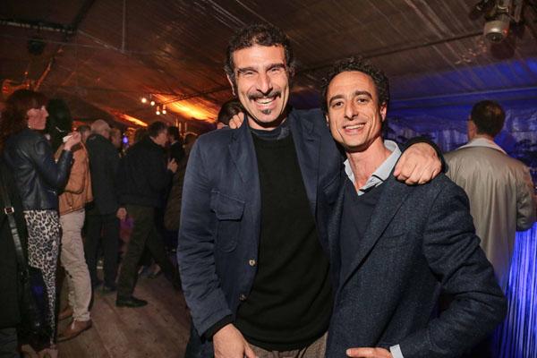 Vanni Torrigiani e Francesco Maestrelli