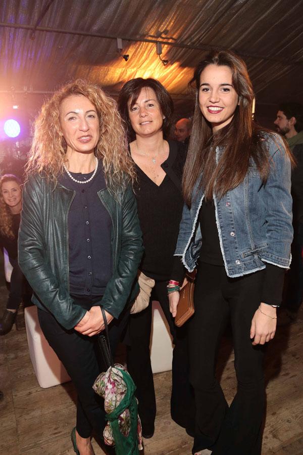 Sandra De Plano, Francesca e Giulia Peragnoli