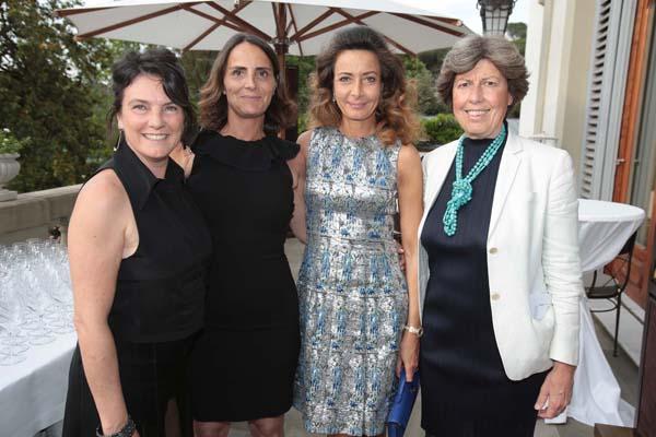 Lisa Piccini, Silvia Orsi Bertolini, Antonella Fratini, Capinetta Benini