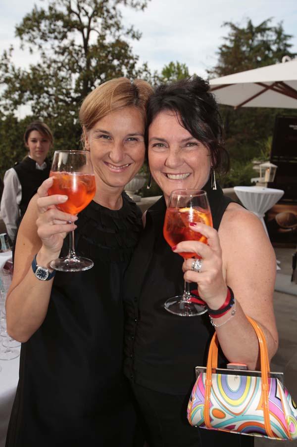 Stefania Belloli, Elisa Tozzi Piccini