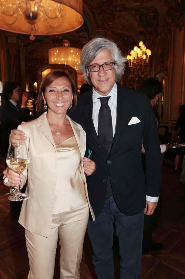 Laura Gervasoni, Sandro Fratini