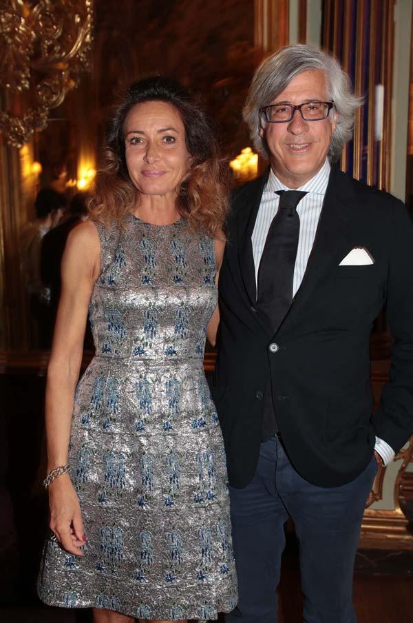 Atonella e Sandro Fratini