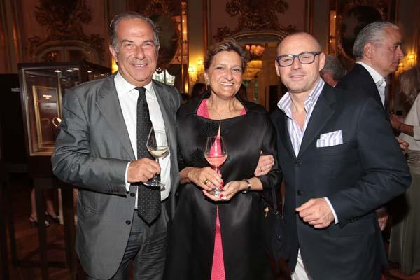 Alessandro e Silvia Grassi, Simone Giorgi