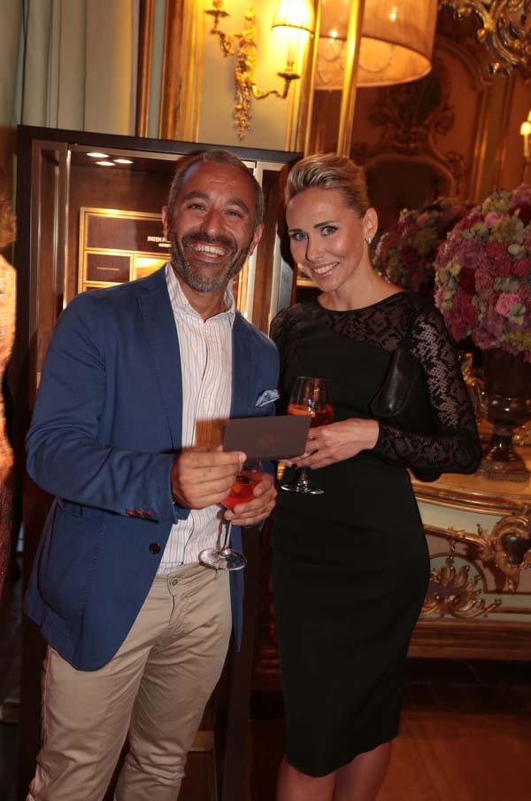 Tommaso Melani, Irina Antipina