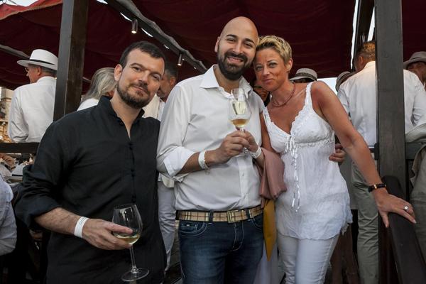Piero Ianchich, Mauro Foglietta,  Marianna Cappotto