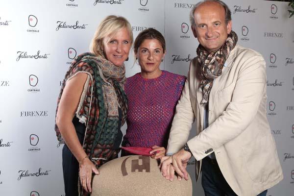 Eleonora Frescobaldi, Monica Sarti, Lamberto Frescobaldi