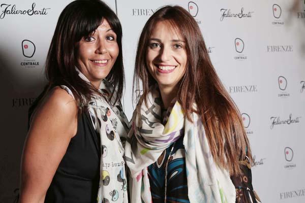 Letizia and Sara Parigi Bini
