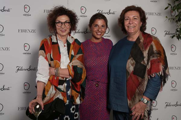 Laura Cinelli, Monica Sarti, Eva Desiderio
