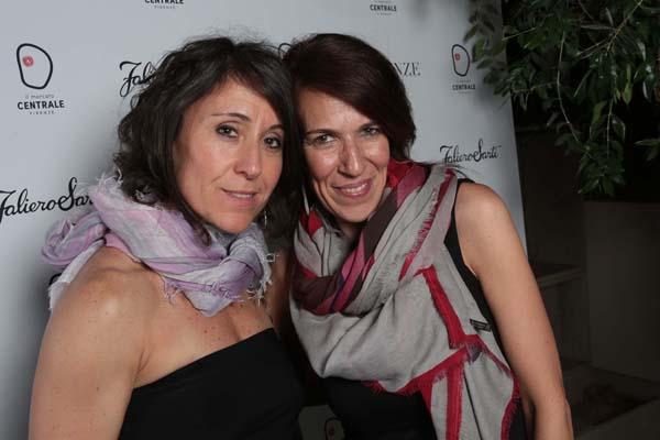 Lucia Falorni, Claudia Ceccherini