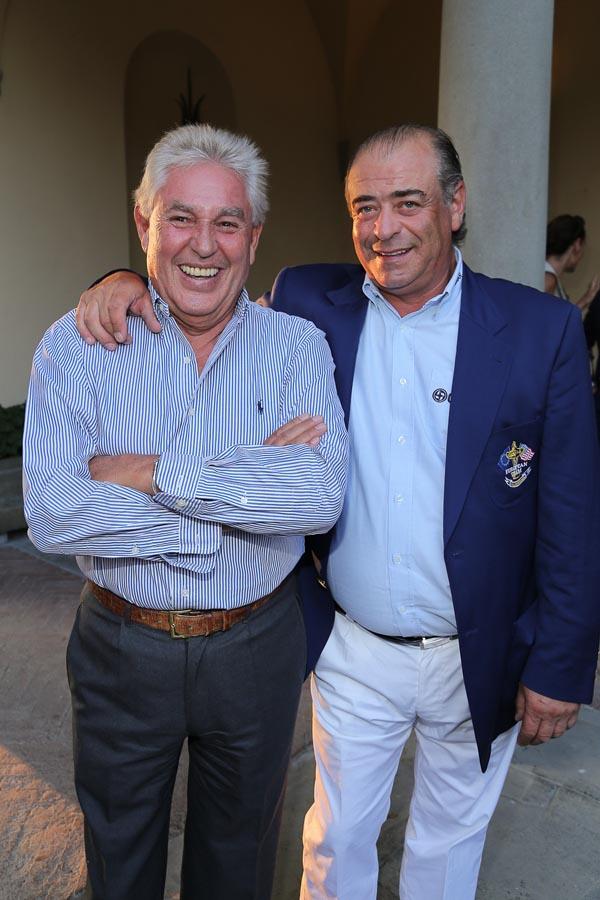 Costantino Rocca, Roberto Mangano