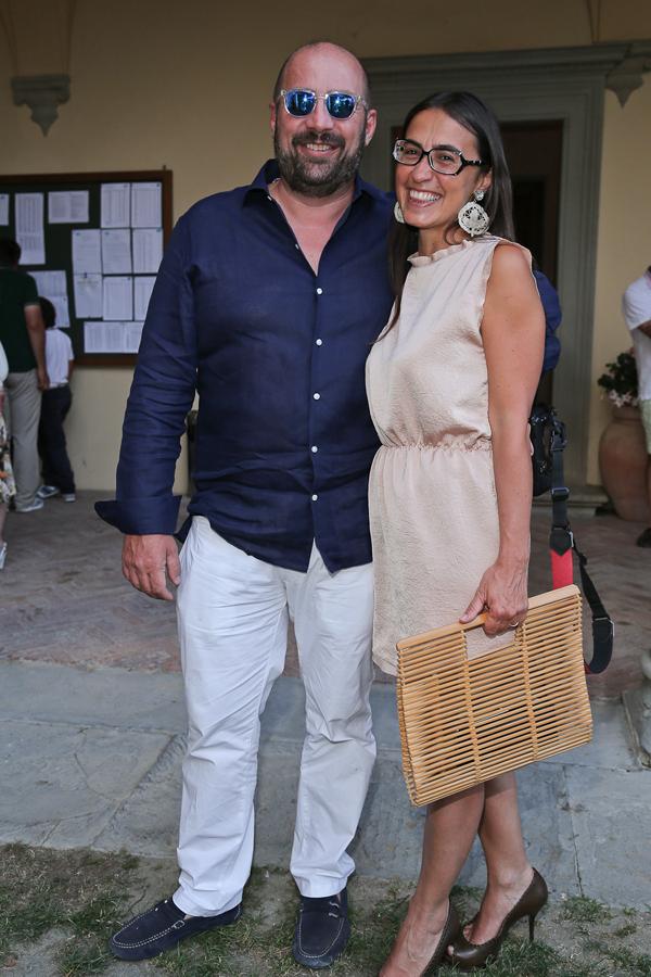 Simona Bianchi, Roberto Baccioni