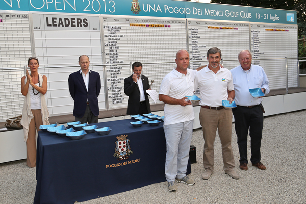 Corsino Corsini, Fiorenzo Stazzoni, Lorenzo Cantelli  Giuseppe cabras/new pressphoto