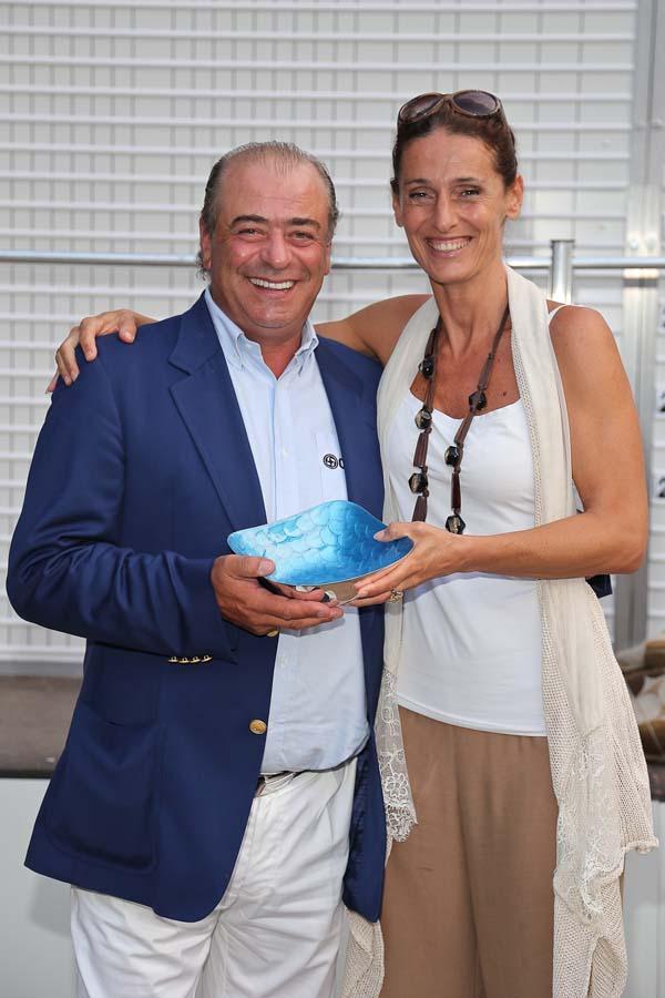 Costantino Rocca,  Cristina Scaletti