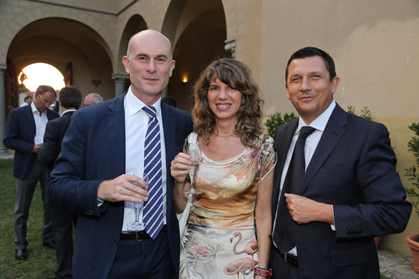 Gabriele Palandri , Silvia Zillo, Angelo La Riccia
