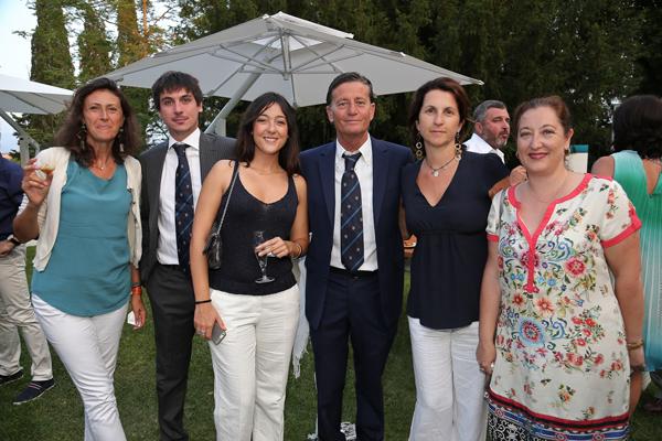 Alessandro Rogato, Barbara Zonchella, Federica Maxia, Estelle Richard, Silvia Audisio, Federico Zanetti