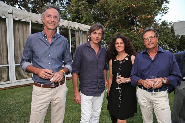 Florio Manini, Marco Parri, Cristina Angiolini, Rudi Biagi
